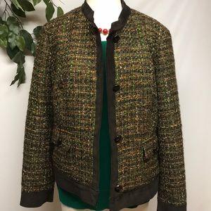 Talbots jacket.